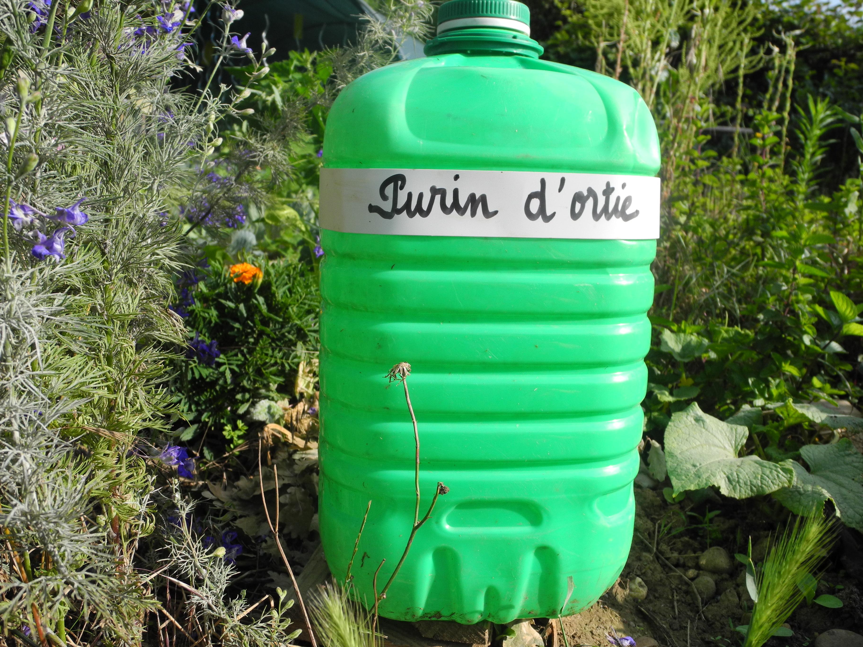 Travaux de printemps au jardin jardiner avec jean paul - Purin d ortie conservation ...