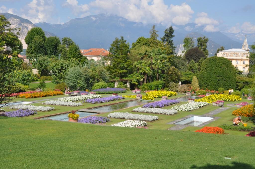 Les jardins de la villa taranto jardiner avec jean paul for Les jardins de la villa