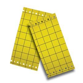 Pièges jaunes