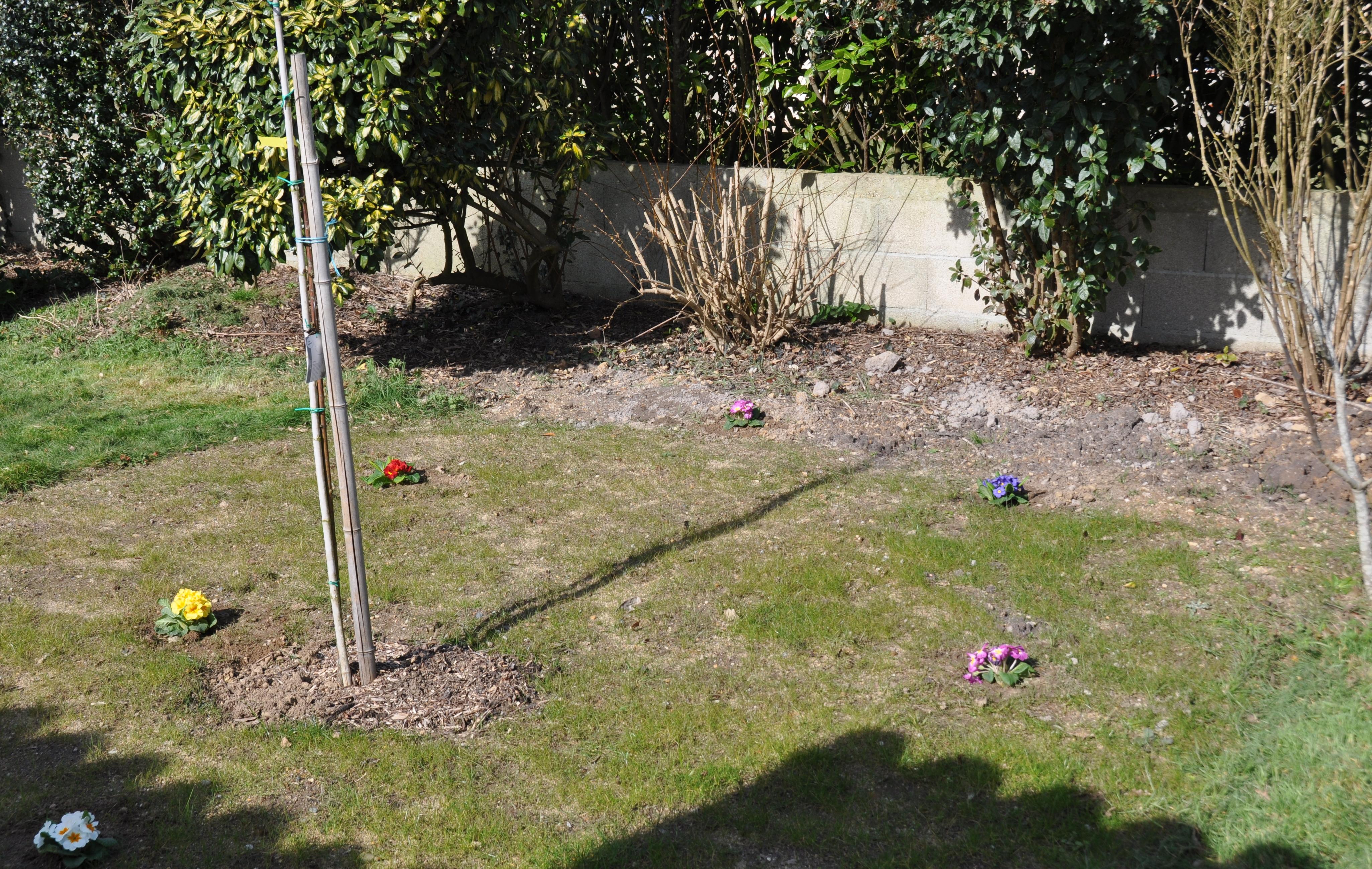 Travaux de printemps au jardin jardiner avec jean paul Jardin entretien jean paul traineau