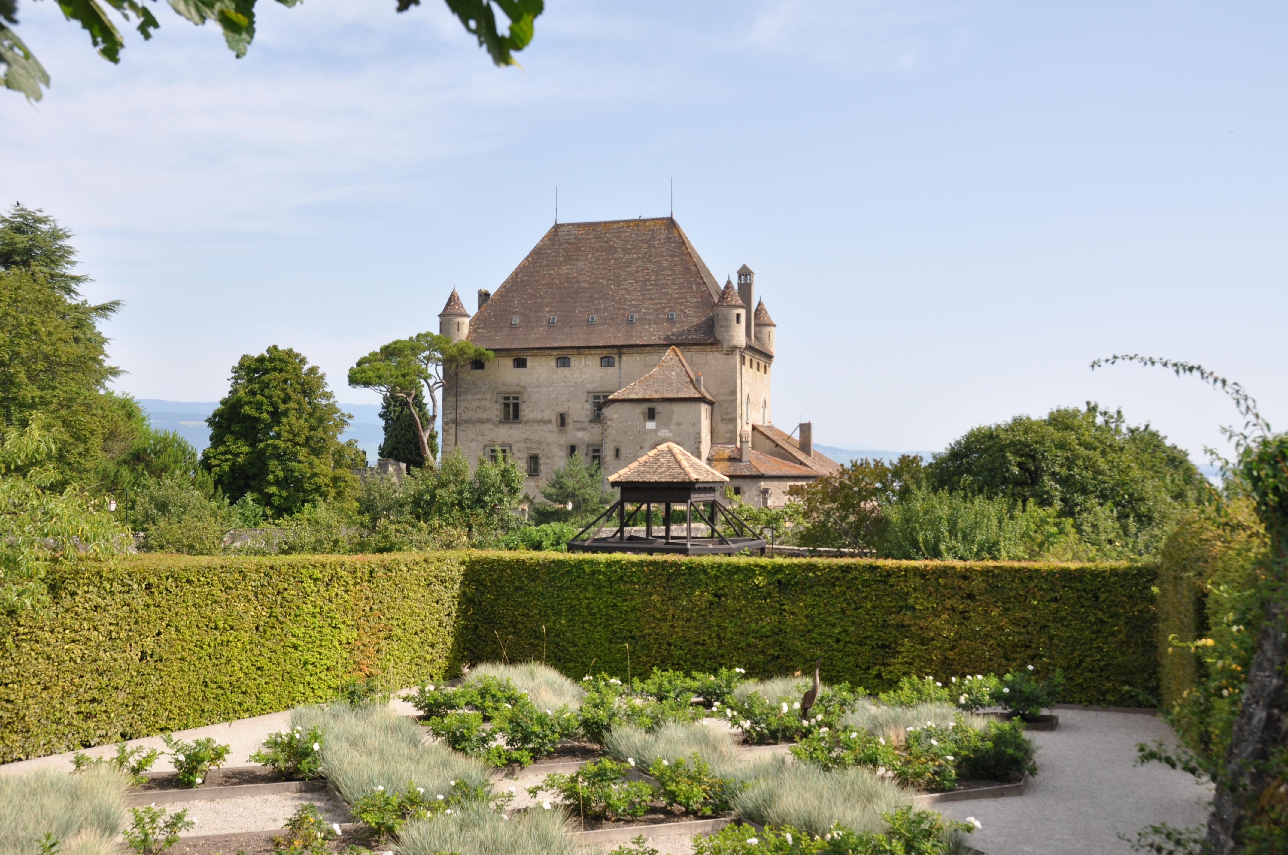 Jardin des cinq sens jardiner avec jean paul for Jardin des sens saigon